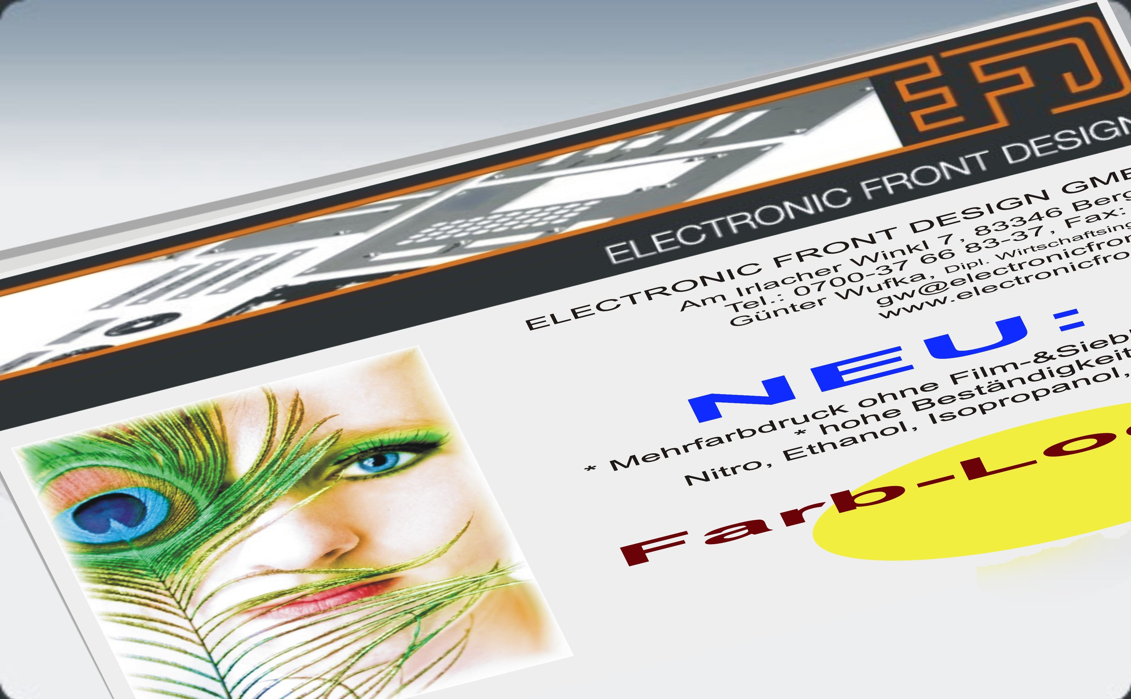 EFD - Electronic Front Design